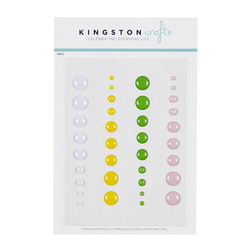 Kingston Crafts - Enamel Dots