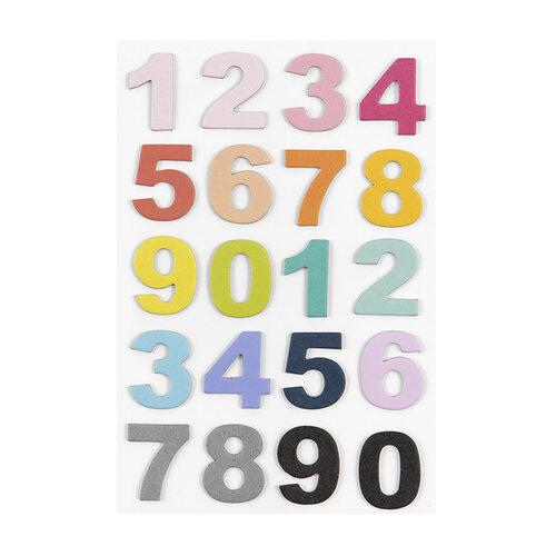 Studio Calico - Chipboard Numbers