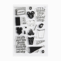 Studio Calico - Clear Photopolymer Stamps - Disney