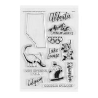 Studio Calico - Clear Photopolymer Stamps - Alberta Canada