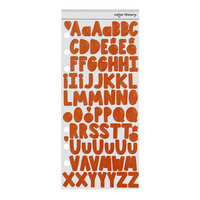 Studio Calico - Avery Alpha Sticker - Orange County