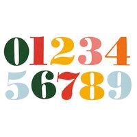 Studio Calico - Die Cuts - Numbers
