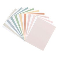 Studio Calico - 6 x 8 Double Sided Paper Pad - Color Theory Grid