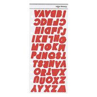 Studio Calico - Color Theory - Jackson Alpha Sticker - Poppy