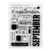 Studio Calico - Clear Photopolymer Stamps - September