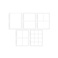 Studio Calico - 6 x 8 Multipack Page Protector - 10 Pack