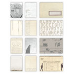 American Crafts - Studio Calico - Classic Calico 3 Collection - Journal Cards