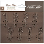 American Crafts - Studio Calico - Yearbook Collection - Paper Clips