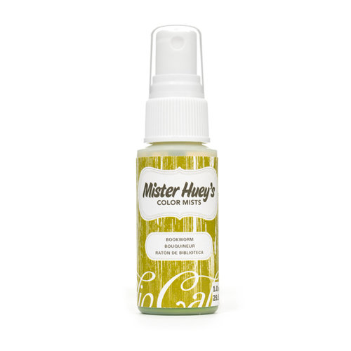 Studio Calico - Mister Huey's Color Mist - Bookworm - Green