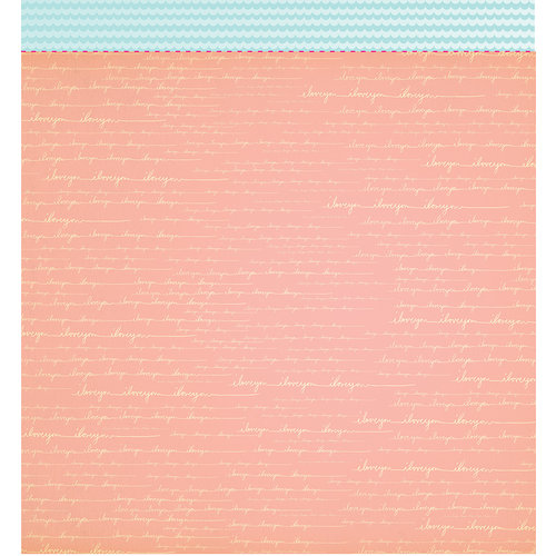 Studio Calico - Sundrifter Collection - 12 x 12 Double Sided Paper - In Love