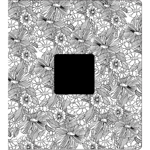 Studio Calico - Sundrifter Collection - 6 x 8 Handbook Album - Oilcloth