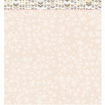 American Crafts - Studio Calico - Snippets Collection - 12 x 12 Double Sided Paper - Sweet