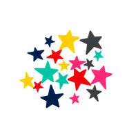Studio Calico - Color Theory - Rubber Stars
