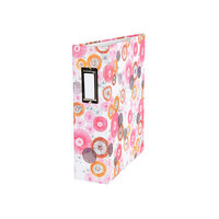 Studio Calico - 6 x 8 Album - Color Theory - Dotty Pattern Cloth