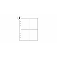 Ali Edwards - 6 x 8 Page Protectors - 4 Pack