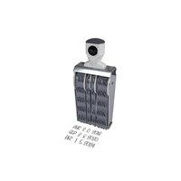 Studio Calico - Mega Roller Date Stamp - Hand lettered