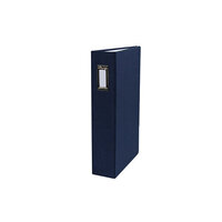 Studio Calico - 6 x 12 Album - Navy Cloth