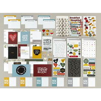 Ali Edwards - Foodie Collection Bundle