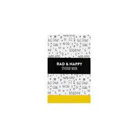 Rad and Happy - Planner Sticker Book