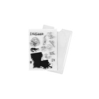 Studio Calico - Clear Photopolymer Stamps - Louisiana