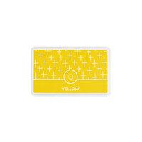 Rad and Happy - Ink Pad - Yellow