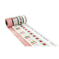 Studio Calico - Merry Everything Collection - Washi Tape Bundle
