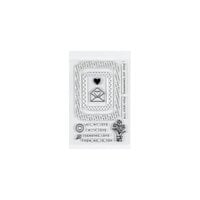 Kingston Crafts - Clear Photopolymer Stamps - Thinking of You