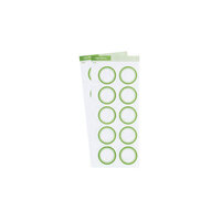 Studio Calico - Color Theory - Circle Label Sticker - Yes Peas