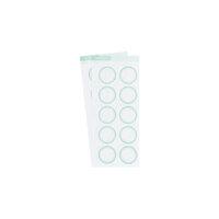 Studio Calico - Color Theory - Circle Label Sticker - Glass Slipper