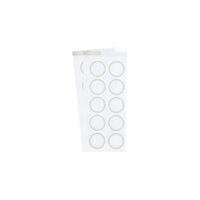 Studio Calico - Color Theory - Circle Label Sticker - Cement