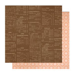 Studio Calico - Autumn Press Collection - 12 x 12 Double Sided Paper - Preserves