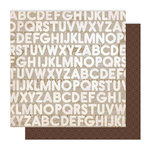Studio Calico - Classic Calico Collection - 12 x 12 Double Sided Paper - Letterset