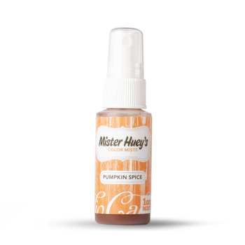 American Crafts - Studio Calico - Mister Huey's Color Mist - 1 Ounce Bottle - Pumpkin Spice