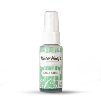 American Crafts - Studio Calico - Mister Huey's Color Mist - 1 Ounce Bottle - Gable Green