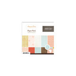 Studio Calico - Autumn Press Collection - 6 x 6 Paper Pad