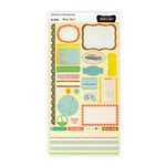 Studio Calico - Home Front Collection - Cardstock Stickers - Labels, CLEARANCE