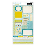 Studio Calico - Anthology Collection - Cardstock Stickers - Labels, CLEARANCE