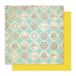 Studio Calico - Anthology Collection - 12 x 12 Double Sided Paper - Lithograph, CLEARANCE
