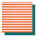 Studio Calico - Countryside Collection - 12 x 12 Double Sided Paper - Picnic