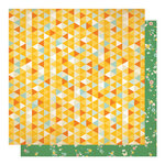 Studio Calico - Countryside Collection - 12 x 12 Double Sided Paper - Harvest