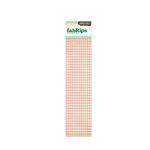 Studio Calico - Countryside Collection - Fab Rips - Sticky Fabric Strips - Houndstooth - Pink