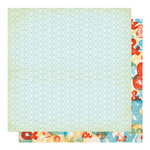 Studio Calico - State Fair Collection - 12 x 12 Double Sided Paper - Pie Contest