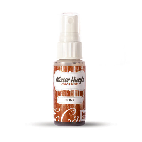 American Crafts - Studio Calico - Mister Huey's Color Mist - 1 Ounce Bottle - Pony