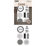 Hero Arts - Studio Calico - Classic Calico Collection - Poly Clear - Clear Acrylic Stamps - You Are The Best