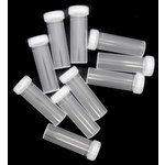 ScrapCessories - Clear Caddy Bottles - 10 pack