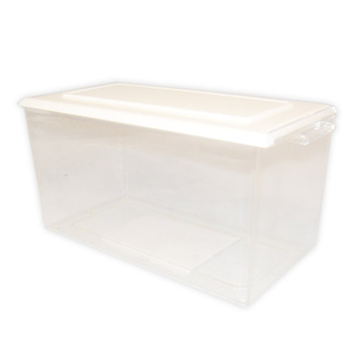 ScrapCessories - Cartridge Caddy Case - White