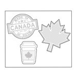 Scrapbook and Cards Today - Celebrate Canada - Dies