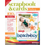 Scrapbook and Cards Today - Summer 2016 Issue