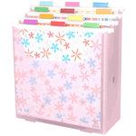 Scrap-eze - Vertical Storage Organizer Kit - Pink