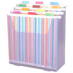 Scrap-eze - Vertical Storage Organizer Kit - Purple, CLEARANCE